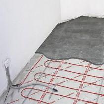 Подключаем теплый пол к терморегулятору