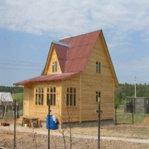 Расширяем жилое пространство пристройкой к дому из бруса