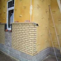 Проводим утепление стен панельного дома снаружи и изнутри