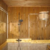 Важнейший этап строительства — устройство канализации в бане