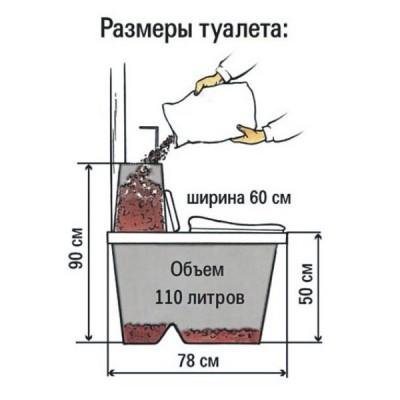 Схема туалета