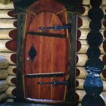 Изготовление своими руками дверей в баню