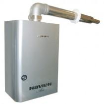 Требования к установке коаксиального дымохода для газового котла