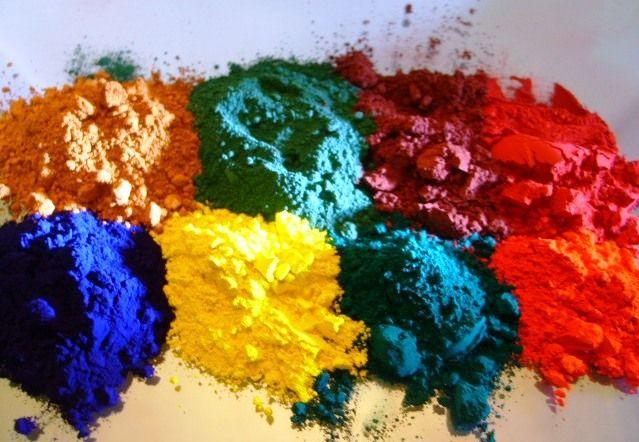 Красящие вещества
