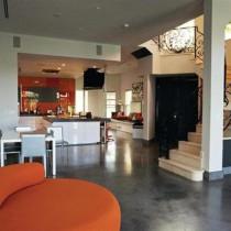 Прочный и ровный бетонный пол в частном доме