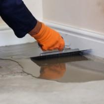 Выравнивание бетонного пола своими руками