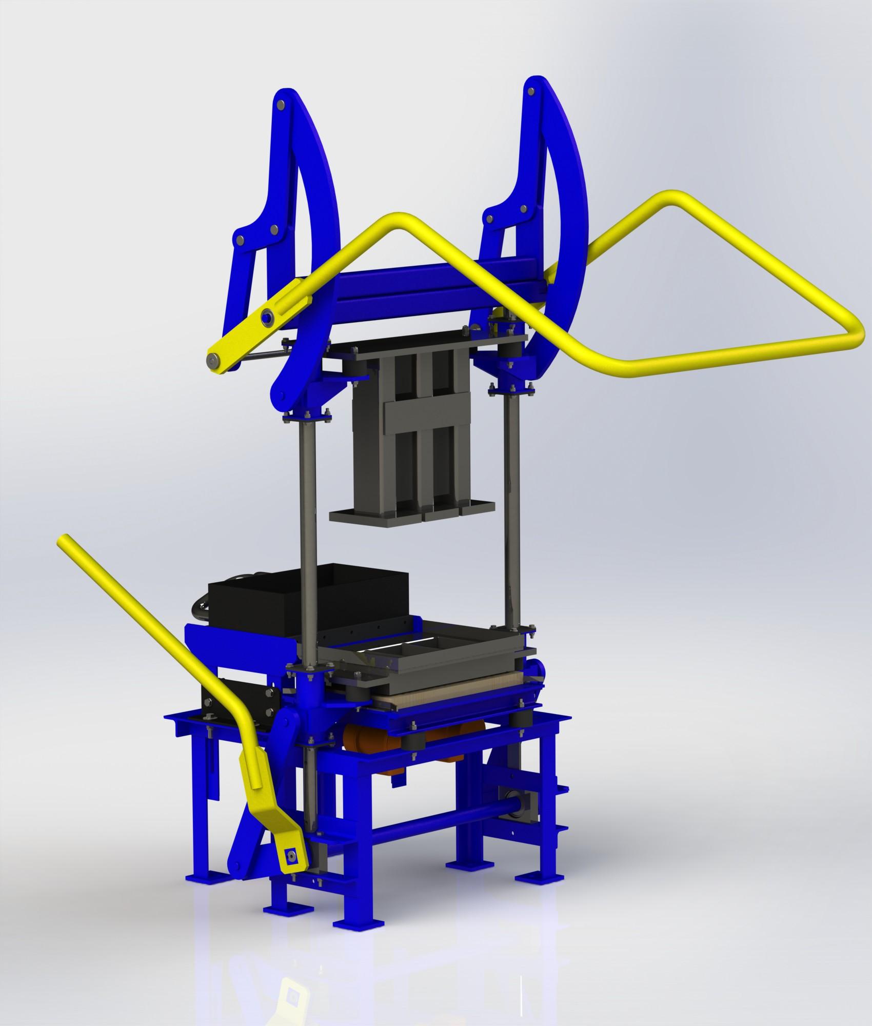 Механический способ формовки