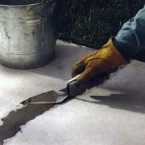 Заделываем трещины в бетоне