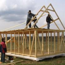 Проекты и материалы для строительства сарая своими руками
