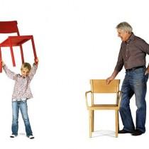Собираем стул своими руками