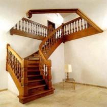 Как сделать маршевую лестницу на второй этаж?