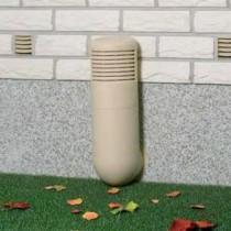 Схема вентилирования канализации в частном доме
