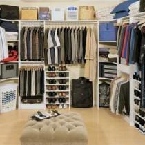 Сборка гардеробной из гипсокартона своими руками