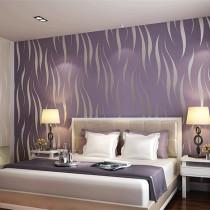 Какой вид и цвет обоев выбрать в спальню?