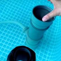 Сборка скиммера для бассейна своими руками