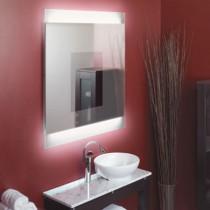 Удобства подогрева зеркала в ванной