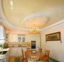 Какой вид потолка лучше сделать на кухне?