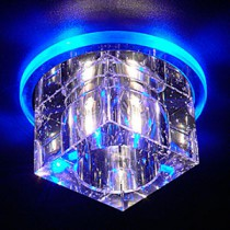 Обзор светодиодных светильников для натяжного потолка