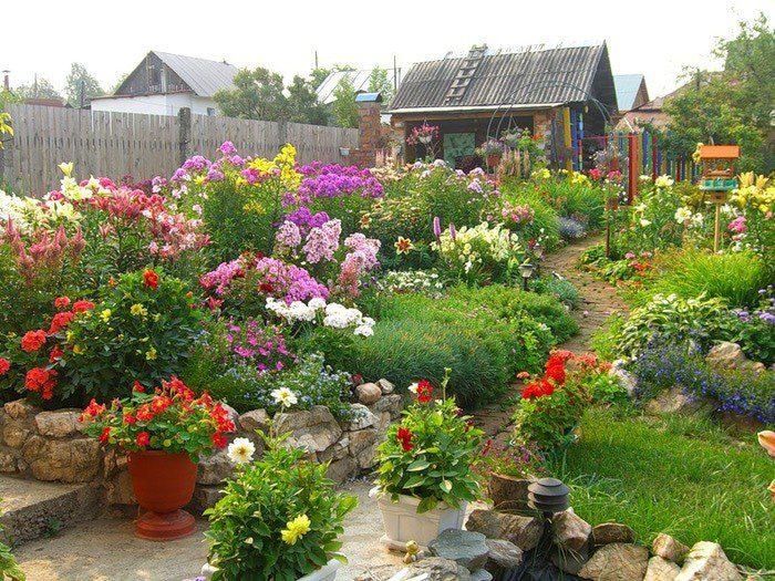 садовый участок