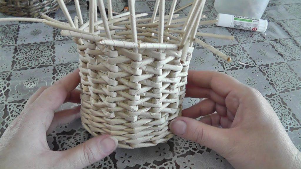 послойное плетение