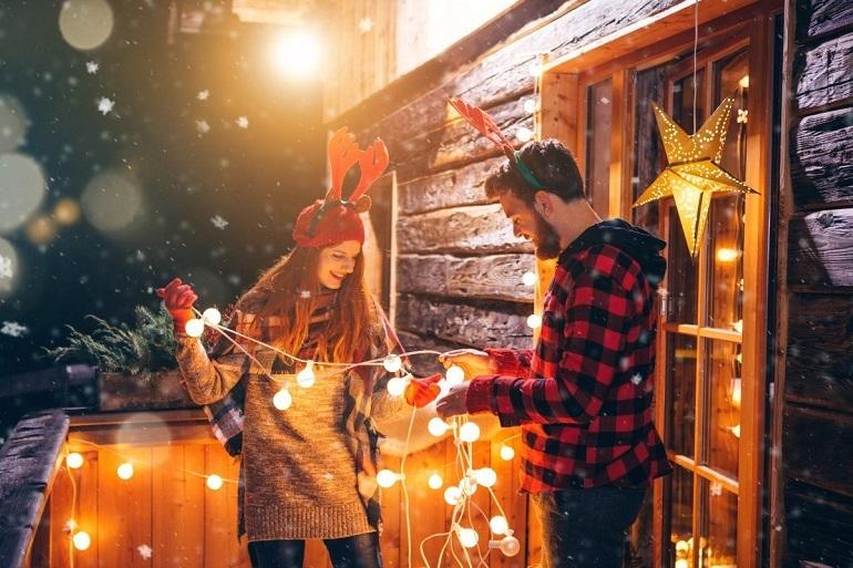 17 способов как оригинально встретить Новый год