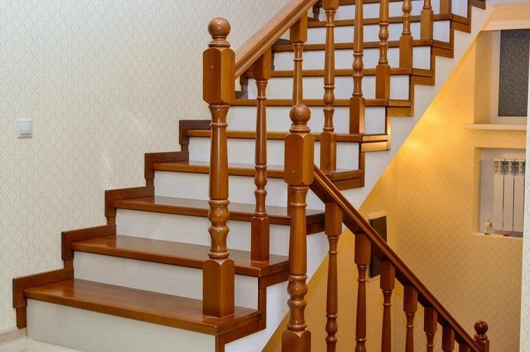 Какие ступени сделать на бетонной лестнице?