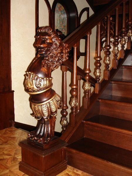 Купить деревянные балясины для стола в Москве - Дилект
