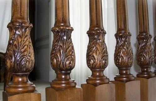 Изготовление элитных лестниц Художественная ковка