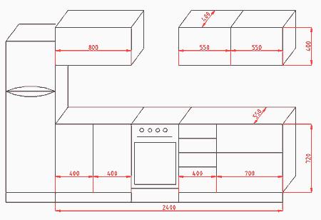 Кухня мебель своими руками схема
