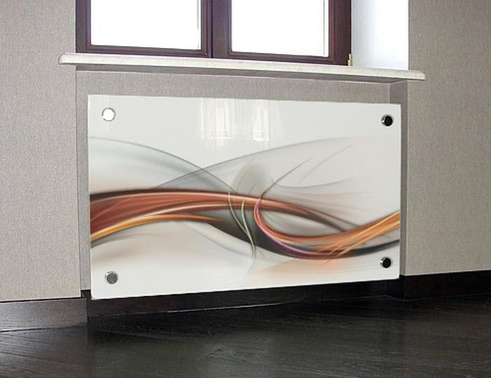 Экраны на батареи отопления своими руками фото