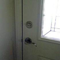 Облагораживаем дверной проем