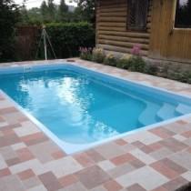 Противоскользящая плитка для бассейна