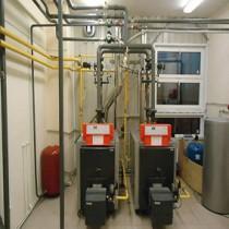 Универсальные котлы отопления газ дрова электричество