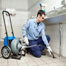 Прочистка канализационных труб своими руками