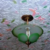 Поклейка потолочной плитки своими руками