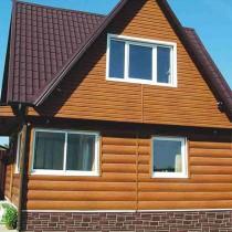 Простота и доступность установки сайдинга на деревянный дом