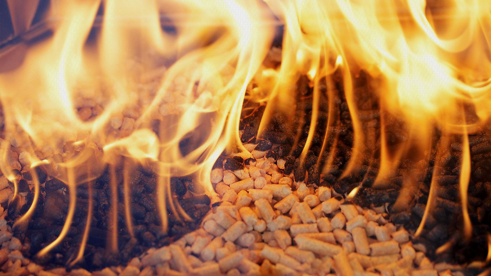Топливные гранулы