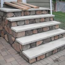 Как сделать крыльцо из бетона своими руками?