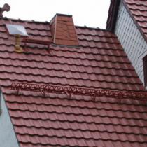 Технология устройства крыши под металлочерепицу