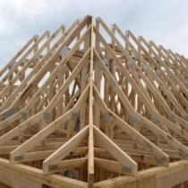 Вальмовая или четырехскатная крыша своими руками