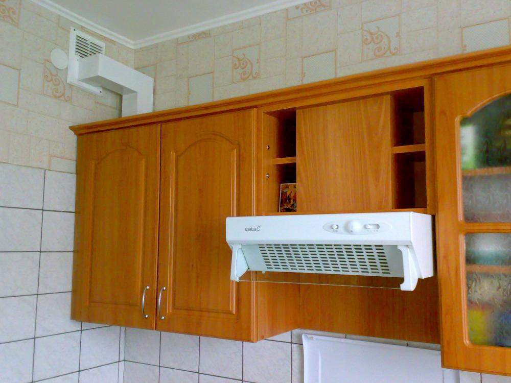 Как сделать вытяжку и вентиляцию в частном доме 1