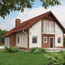 Примеры проектов загородных домов эконом класса