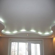 Устройство и дизайн многоуровневых потолков из гипсокартона