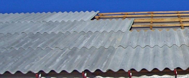 Укладка на крышу