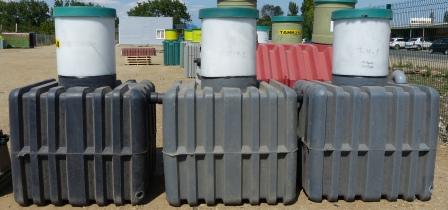 Полипропиленовые резервуары