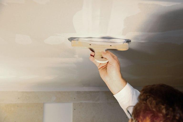 Как сделать двухуровневый потолок из гипсокартона – подробное пособие