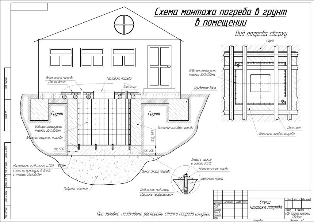 Вентиляция цокольного этажа в частном доме своими руками схема 24