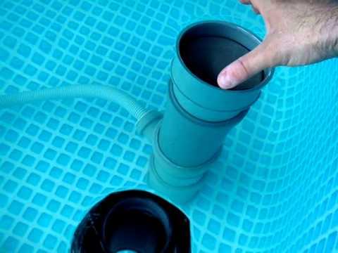 Фильтры для бассейнов своими руками фото