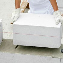 Правила укладки газосиликатных блоков