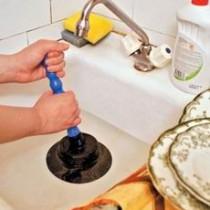 Прочистка канализации в домашних условиях